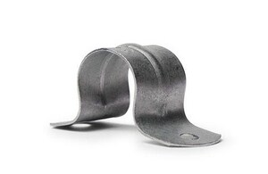 Sioux Chief 1-15/16 x 3 59/64 in. Galvanized Steel Pipe Strap SIO5026