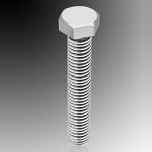 PROFLO® 3/4 in. Zinc Machine Bolt MBZF