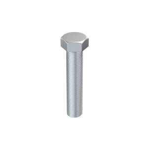 1/2 in. Zinc Machine Bolt MBZD