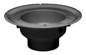 PROFLO ABS Heavy Duty Drain Base PF42883