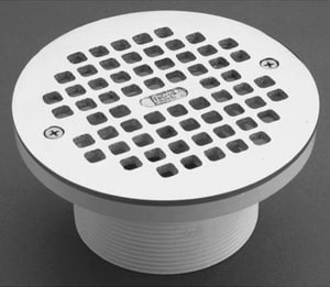 PROFLO® Adjustable Drain Barrel Top with 6 Grate PF42889