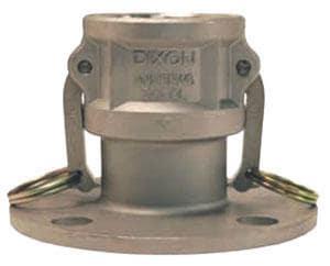 Dixon Valve & Coupling Flanged x Coupler 150# ASA Aluminum Coupling DDLAL