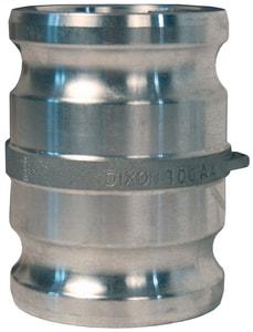 Dixon Valve & Coupling Male x MNPT Aluminum Spool Adapter D00AAAL