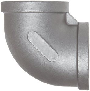 150# 316L Stainless Steel Socket 90 Degree Elbow IS6CS9SP114