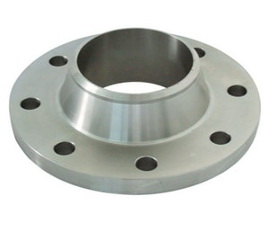 300# Schedule 10 304L Stainless Steel Raised Face Weldneck Flange IS3004LRFWNF10B
