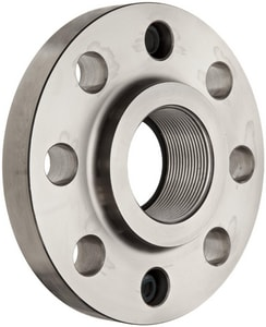 300# 304L Stainless Steel Raised Face Threaded Flange IS3004LRFTF