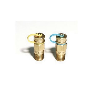 Peterson Equipment 1/4 in. NPT Brass Plug PET110B