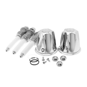 Pfister 910-510 Two Handle Tub and Shower Rebuild Kit Polished Chrome PS10210