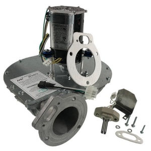 Weil Mclain Blower Motor Housing Assembly for Weil Mclain GV Boilers ...