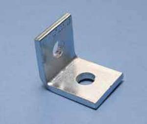Erico 1-5/8 in. 2-Hole Corner Angle Bracket EL100000EG