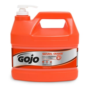 Gojo Natural Orange™ 1 gal. Orange Pumice Hand Cleaner G095504