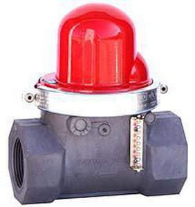 Pacific Seismic 60 psi NPT Shut Off Valve PS31
