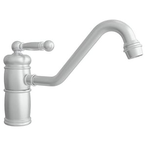 Newport Brass Nadya 1-Hole Kitchen Faucet with Single Lever Handle N940