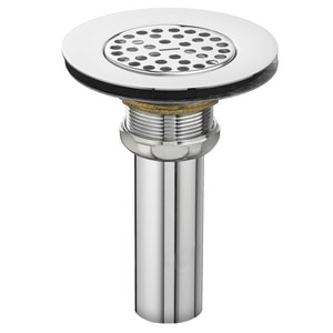 American Standard 1-1/2 in. Grid Strainer Drain Polished Chrome A4311023002