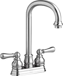 American Standard Hampton® Centerset Bar Sink Faucet with Double Lever Handle A2770732