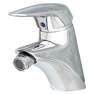 American Standard Single Lever Handle Ceramic Bidet Faucet in Polished Chrome A2000011002