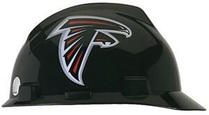 MSA V-Gard® NFL Atlanta Falcon Hard Hat M818