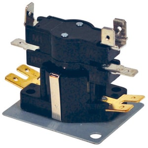 Motors & Armatures DPST Time Delay Relay MAR33246