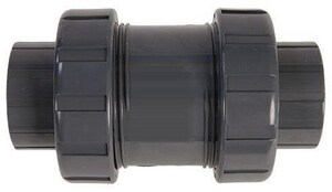Hayward Industrial Products TC Series 4 in. PVC Socket Check Valve HTC1400S at Pollardwater