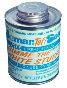 Jomar International Teflon Thread Sealant in Black J400003