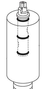 Moen Faucet Diverter Valve Escutcheon M103470