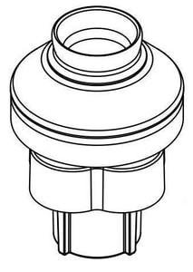 Moen Escutcheon with Hose Guide M104235