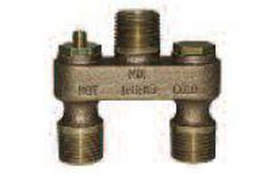 Legend Valve & Fitting 1/2 in. Bronze Anti Sweat Manually Adjustable Valve L111154