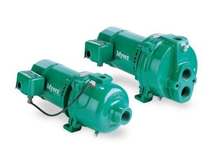 F.E. Myers 1 in. Shallow Well Jet Pump MHJS
