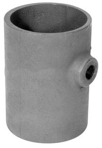 Zurn Industries No-Hub Tamper Proof Connector ZZ1023NH