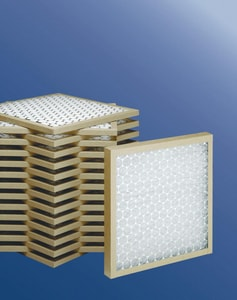 Glasfloss Industries 12 x 12 x 1 in. Polyester Air Filter GPTA121