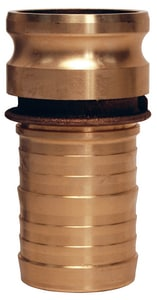 Dixon Valve & Coupling Male x Hose Shank Stainless Steel Adapter D300ESS