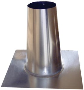 Selkirk Americas Type B RV Gas Vent Flat Cone M4RVTF