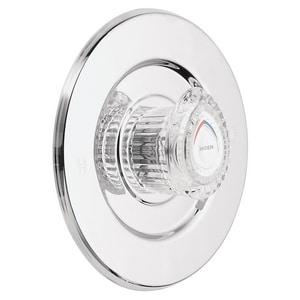 Moen Chateau® Single Knob Handle Shower Valve Trim Kit in Polished Chrome MT470