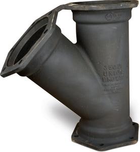Mechanical Joint Ductile Iron C153 Wye Epoxy MJELYLA