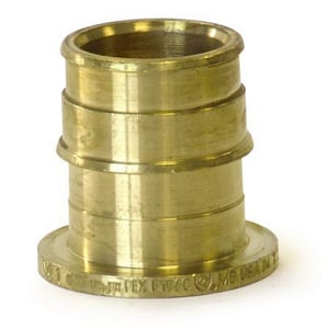 Uponor North America PEX Brass Plug UQ4536363