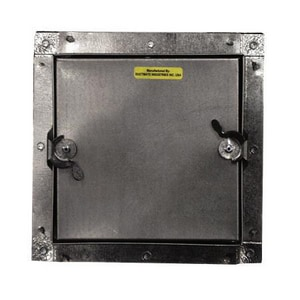 Ductmate 8 in. Cammed Press-On Access Door DFDPC8GA