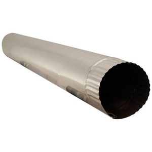 Jones Stephens 4 x 24 in. Aluminum Pipe JD04028