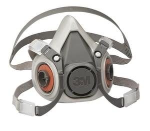 3M Half Facepiece Respirator 3M05113107024
