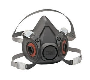 3M Half Facepiece Reusable Respirator 3M05113107026