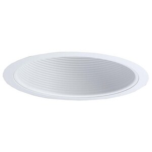 Nora Lighting 75 W PAR30 Baffle Trim in White NNTM31