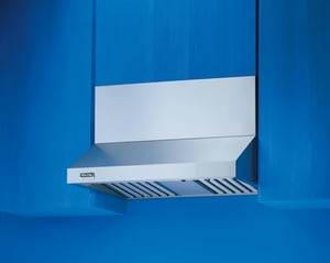 Viking Range 36 in. Wall Mount Range Hood in Stainless Steel VVWH3610