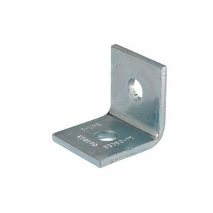 Cooper B-Line Side Beam Angle Clip Black BB3060PLN
