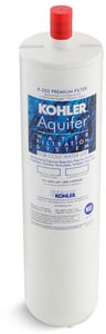 Kohler Aquifer® Aquifer Replacement Filter Cartridge K202-NA