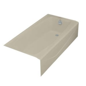 Kohler Villager™ 60 x 30 in. 3-Wall Alcove Bathtub K716