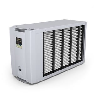 Research Products Aprilaire Electric Air Cleaner R5000