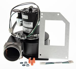 Weil Mclain Inducer Fan Assembly Kit W38135