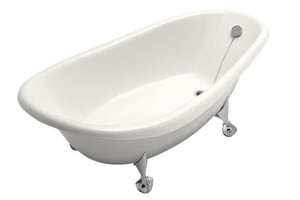 Kohler Birthday Bath® 72 x 38 in. Cast Iron Bath Tub K100