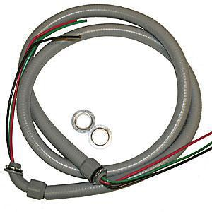 Thomas & Betts 3/4 in. 8 ga Liquid-Tight Conduit Whip Wire TLTWM348