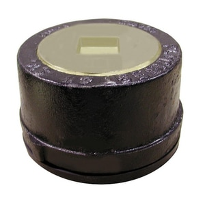 Jones Stephens Vent Style Panella Cleanout with Countersunk Plug JC36014