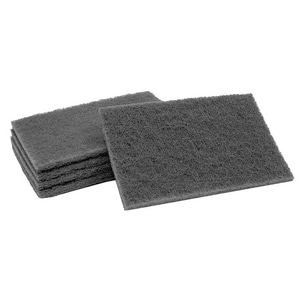 Jones Stephens 4 in. Copper Cleaning Pad JB29400